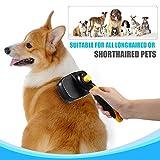 Zoom IMG-1 spazzola autopulente per cani gatti