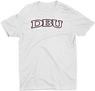 Official NCAA DBU Patriots - RYLDBU06 Premium Mens/Womens Boyfriend T-Shirt
