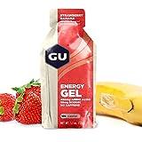 GU Energy Gel - Alimento energético (24 unidades, 32 g) Talla:32G