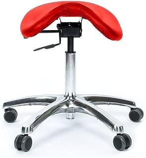 Best black saddle seat stool Reviews