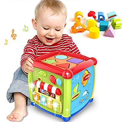Learning Educational Music and Colorful Shape Sorter Toys 18022021121525