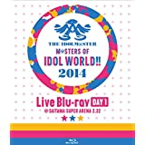 THE IDOLM@STER M@STERS OF IDOL WORLD!! 2014 Day1 [Blu-ray]