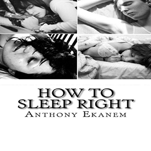 How to Sleep Right audiobook cover art