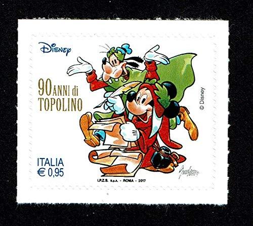 LaVecchiaScatola.com 2017 Topolino Disney 90° Anniversario - Mickey Mouse