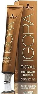 Schwarzkopf Professional Igora Royal High Power Browns Bb, Brown Booster, 2.1 Ounce