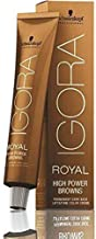 Schwarzkopf Professional Igora Royal High Power Browns Bb, Brown Booster, 2.1 Ounce
