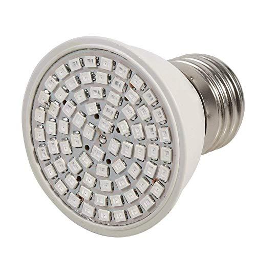 Wachsen Sie Lichter Bulb Haofy wachsen Lichter Für Zimmerpflanzen LED Pflanzen Licht wachsen Licht Pflanze Blume Hydroponische Birne Vollspektrum E27 6W AC220V 72 Leds
