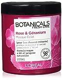 Botanicals L'Oréal Paris Masque Soin Remède ECLAT pour Cheveux Ternes/Colorés 200 ml