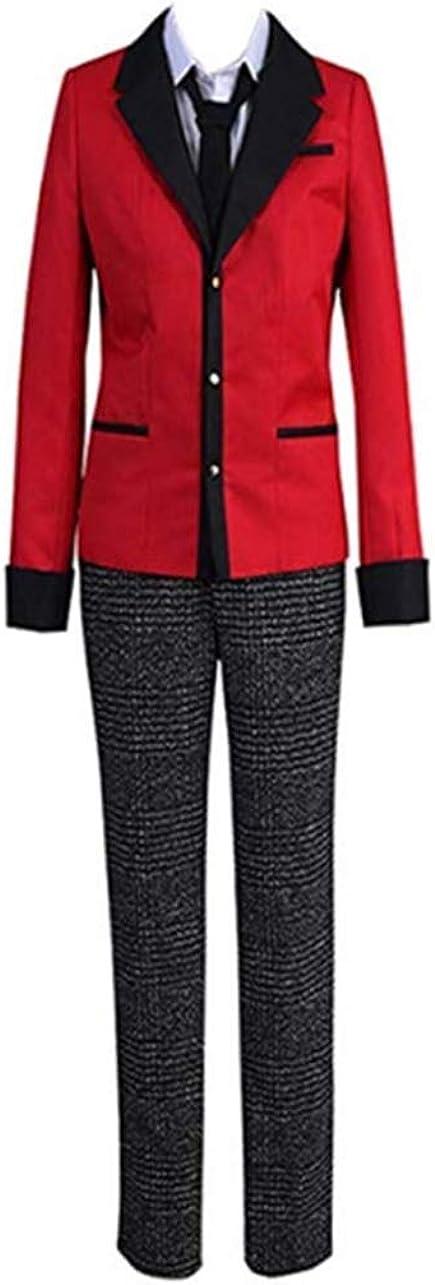 Kakegurui: Compulsive Gambler Manyuuda Mail order Kaede Pants C Cosplay Top Sale SALE% OFF