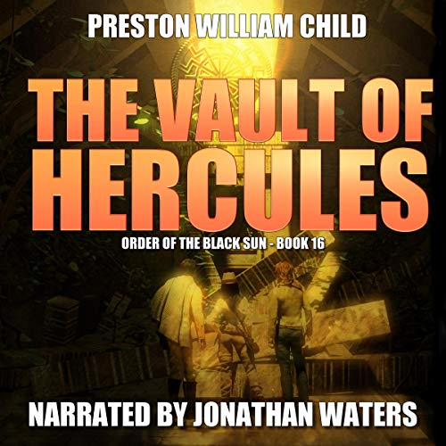 『The Vault of Hercules』のカバーアート