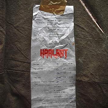 Haalaat (feat. Awara & Alchemii)