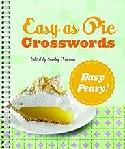 Easy as Pie Crosswords: Easy-Peasy!: 72 Relaxing Puzzles