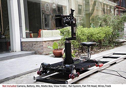 movofilms Multifunktionale Türdurchgangs Dolly (Electric) (mf-mfd-e)