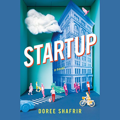 Startup audiobook cover art