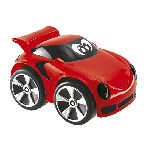 Chicco 00009359000000 Mini voitures de course turbo Touch REDY Rouge