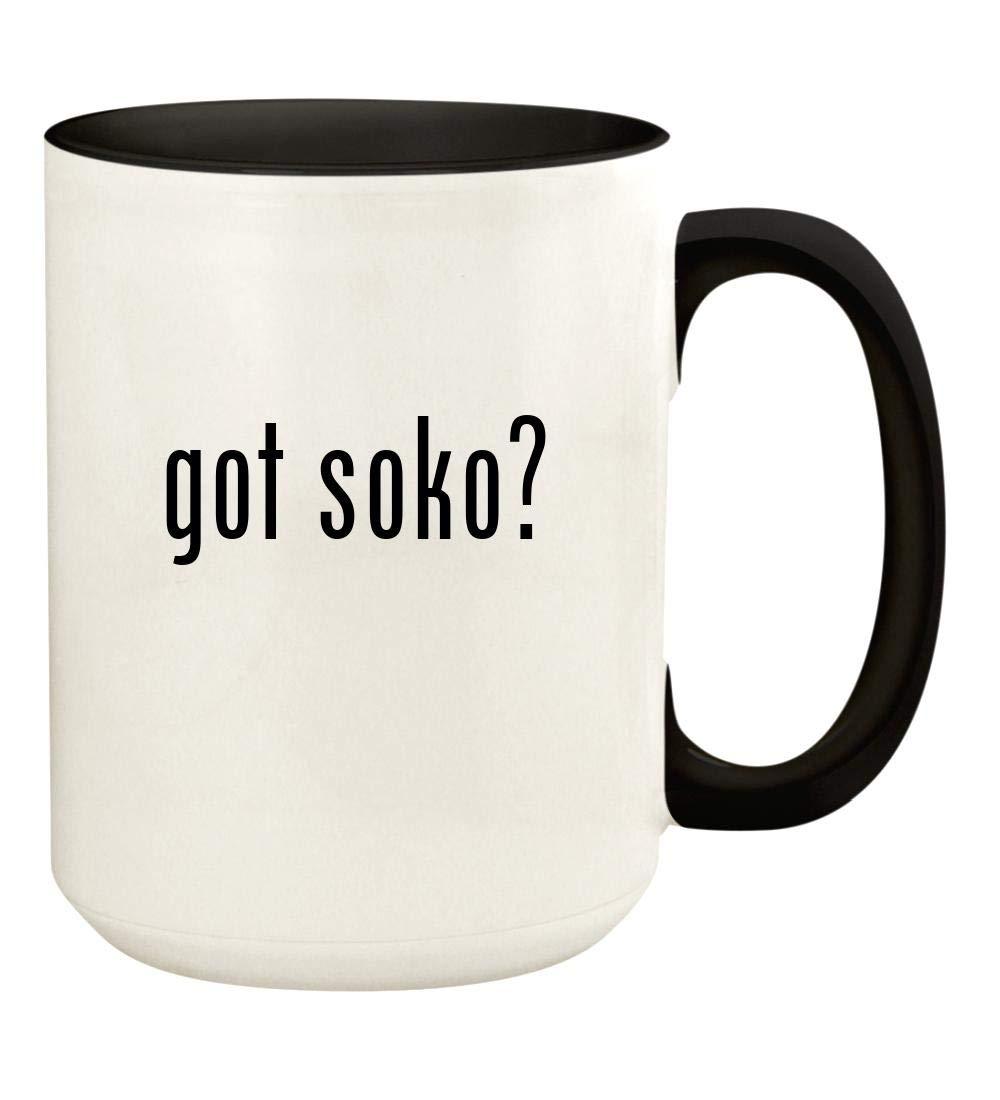 got soko Ceramic Colored Handle