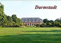 Darmstadt (Wandkalender 2022 DIN A2 quer): 12 Motive aus Darmstadt (Monatskalender, 14 Seiten )