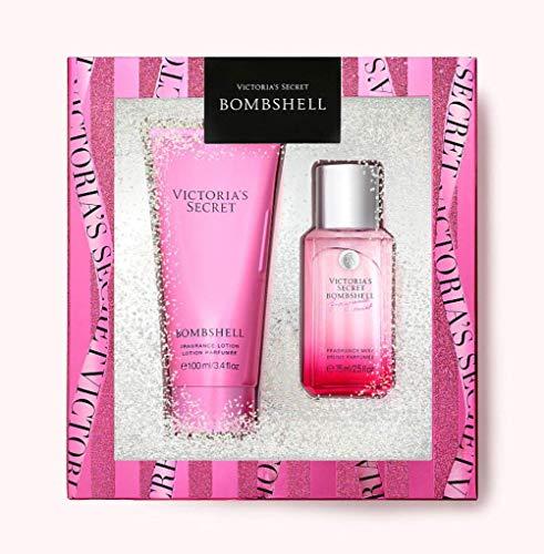 Victoria Secret Nuevo. BOMBSHELL - Juego de mini fragancias finas