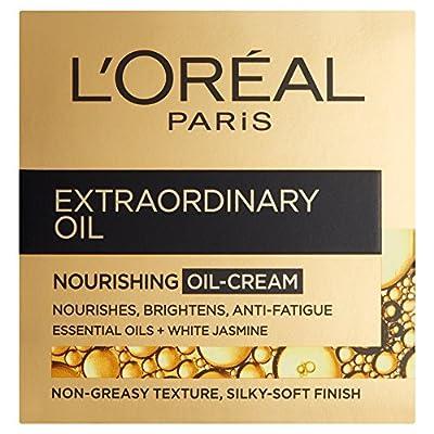 L'Oreal Paris Extraordinary Oil Nourishing Oil & White Jasmine Face Cream 50 ml