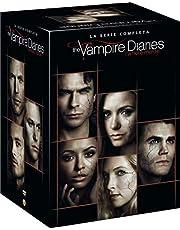 The Vampire Diaries - Serie Comp. (1-8) ( Box 38 Dv)