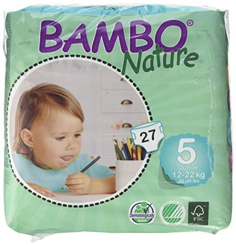 Abena Bambo Nature Junior 27 Pieces