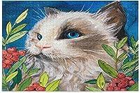 クラシック2000ピースパズル-水彩画猫子猫アートアート教育ギフト家の装飾大きなジグソーパズル