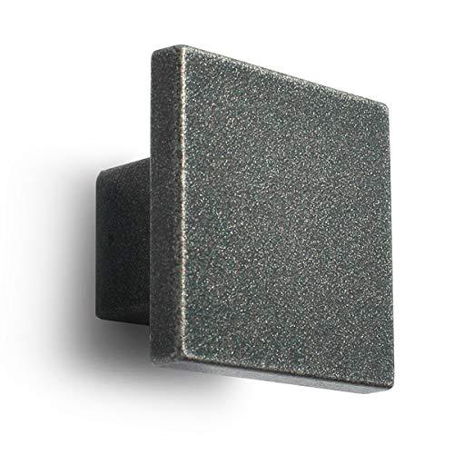 Pomello Quadrato Anticato Square - Pomolo Anticato Mobile