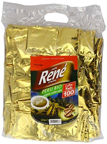 Cafe Rene Creme Organisch Peru 100 Kaffee Einlagen