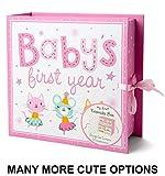Baby Milestone Keepsake Storage Box: Track Treasured Memories - Dream...
