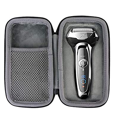 co2CREA Storage Carry Travel Hard case for Panasonic ES-LV65-s LV67 LV97 LV95-s LV6Q LV9Q Blade Electric Shaver(Case only) by co2CREA