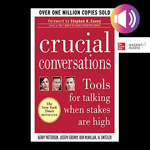 Crucial Conversations, Second Edition cover art