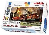 Märklin Start up 29752 - Startpackung 'Feuerwehr'. 230 Volt. Spur H0