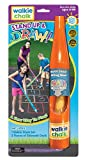 Walkie Chalk Stand-Up Sidewalk Chalk Holder - Orange - Creative Outdoor Toy for Kids and Adults! (Toy)