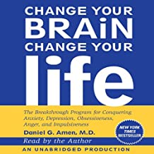 change your brain change your life audiobook
