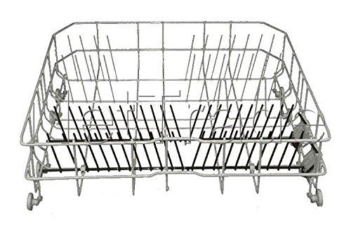 Neff 00203987 Geschirrspülerzubehör/Geschirrkörbe/MGD/Original Ersatz-Unterkorb mit Rollen für Ihre Spülmaschine