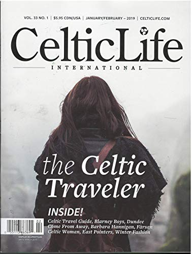 Celtic Life Magazine January February 2019