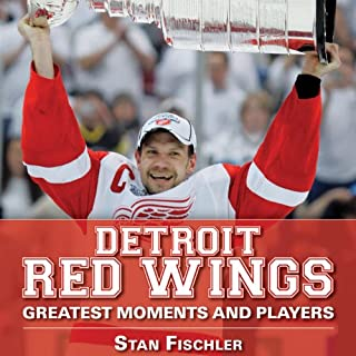 Detroit Red Wings cover art