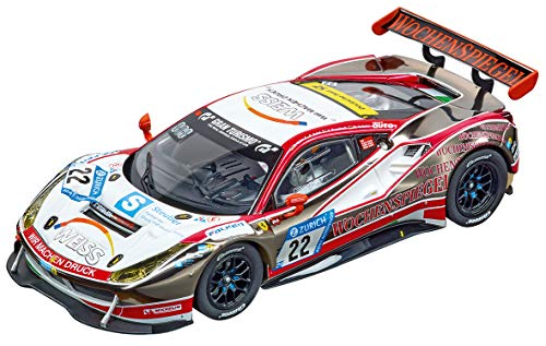 Carrera- Ferrari 488 GT3 WTM Racing, No. 22' Coche de Juguete, Multicolor (Stadlbauer 20027591)