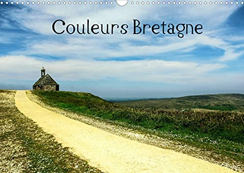 Couleurs Bretagne (Calendrier mural 2022 DIN A3 horizontal)