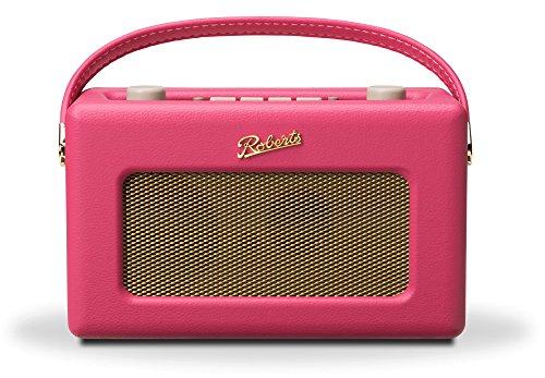 Roberts Radio Revival RD60 DAB+/DAB/FM Radio | Fuchsia