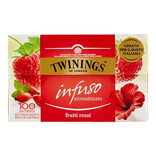 Twinings Tè Frutti Rosssi, 24g