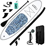 FunWater SUP Stand Up Paddle Board Ultraligera, Accesorios...