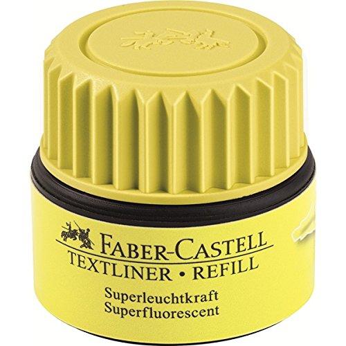 FABER-CASTELL - Ricarica inchiostro automatica per marcatore TEXTLINER 1549
