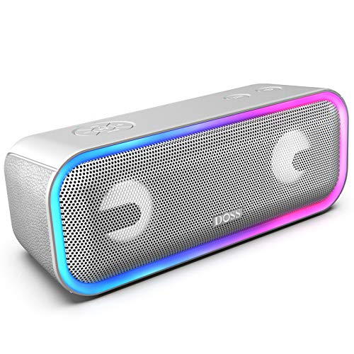 DOSS SoundBox Pro+ Altavoces Bluetooth, 20W Altavoz Portatil Bluetooth 4.2 con Tecnología...