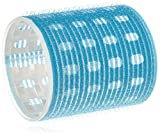 Fripac-Medis - Thermo Magic Rollers - Bigoudis - Bleu Clair - Diamètre : 54 mm - Lot de 6