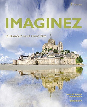 Imaginez, 3rd Ed, Student Edition with Supersite