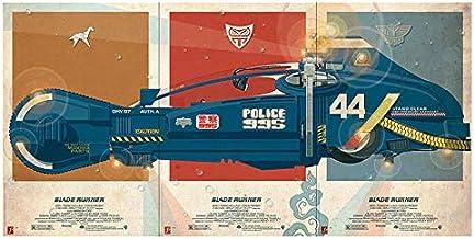 ブレードランナー・スピナー・3連作ポスター・オリジナル版