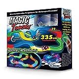 Magic Tracks Starter Set | Autorennbahn für Kinder ab 3 Jahren | Autobahn Kinder | Auto Spielzeug...