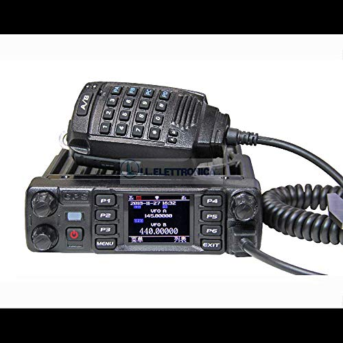 AnyTone AT-D578UV Pro RTX VHF/UHF DMR/Analog. GPS/APRS +Bluetooth 84011