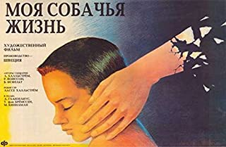 My Life as a Dog (Russian ) POSTER (11